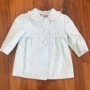Vintage toddler coat 18 months